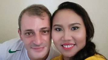scot shot in chest hours before philippines wedding