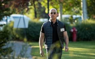 jeff bezos is tantalisingly close to becoming the world's richest man
