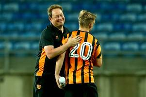 benfica v hull city - five things we learned from the victory in portugal