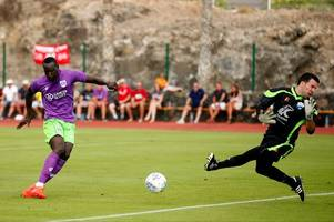 bristol city's pre-season goal spree continues against atletico union guimar