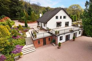 take a look inside this unbelievable nine bedroom house for sale near the forest of dean