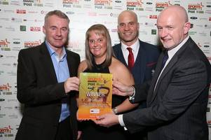 mazars 'delighted' to champion local coaches at nottingham post sports awards