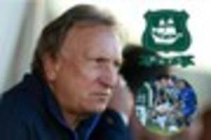 neil warnock on plymouth argyle's league one prospects and why he...