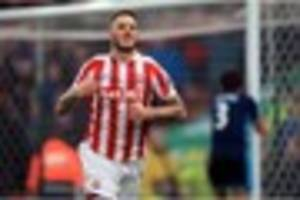 marko arnautovic sends farewell message to his stoke fans