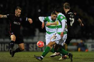 ex-yeovil town and west bromwich albion winger jack compton closes on bath city contract