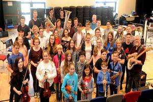 young north lincolnshire musicians to perform live on national radio at the royal albert hall today
