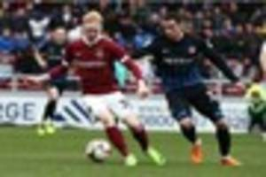 charlton athletic striker and ex birmingham city man 'desperate...