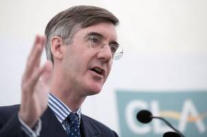 tory members snub jacob rees-mogg as they turn to david davis to replace theresa may