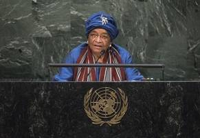 Can Ellen Johnson Sirleaf save Liberia?