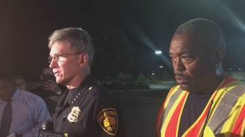 San Antonio: Eight found dead in truck at Walmart car park
