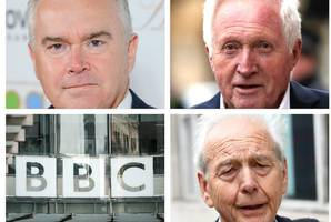 BBC pay scandal reveals squalid sexist stitch-up among privileged white male journalists