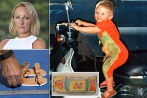 ben needham's mum fears discovery of human blood on missing son's 'sandal and toy car' proves he was killed and his body moved