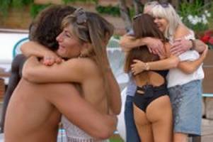 Love Island finalists meet the parents - and Chris' mum only has FOUR words for son's girlfriend Olivia