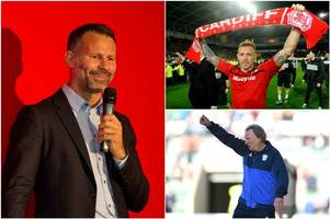 manchester united icon ryan giggs on why craig bellamy and cardiff city will thrive under neil warnock