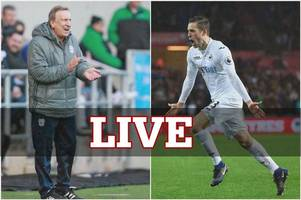 swansea city and cardiff city transfer news and rumours live: gylfi sigurdsson latest, llorente to chelsea talk and warnock on squad