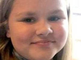 girl, 8, died under falling logs in scottish forest