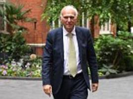 vince cable makes brexit opposition a priority