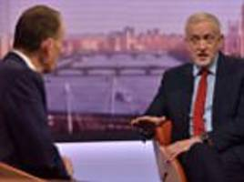 Jeremy Corbyn says Labour would leave the single market