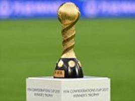 no positive doping tests at confederations cup, claim fifa