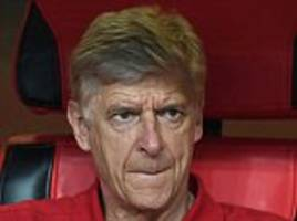 psg want neymar as they can't have alexis sanchez - wenger