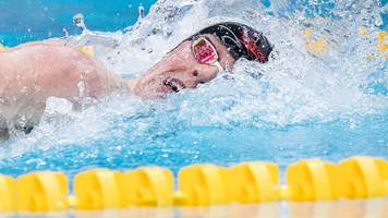 jordan sloan: bangor man exits from 200m freestyle at world championships