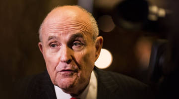 giuliani denies he is being considered for attorney general