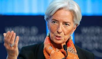 imf sharply lowers us growth forecasts as hopes for fiscal boost fade
