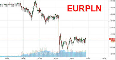 poland's president unexpectedly vetoes bill on judicial reform, zloty surges