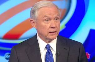 President Trump Blasts 'Beleaguered' Jeff Sessions… Again