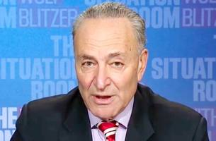 Schumer to Hillary: 'Blame Yourself' for Losing to Trump Instead of Comey and Russia