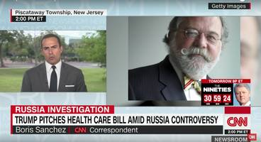 trump's new mustachioed lawyer: 'i have rocks in my head and steel balls'