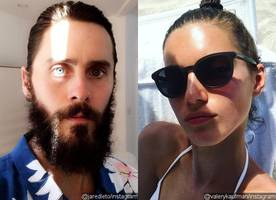 jared leto spotted enjoying lunch date with rumored girlfriend valery kaufman