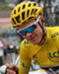 Tour de France: Chris Froome promises to stop pushing for titles - when his body gives in