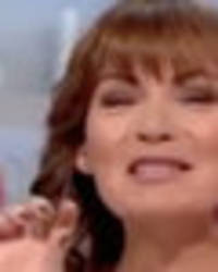 Lorraine Kelly fondles Good Morning Britain presenter's nipples in shock revelation
