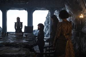 the game of game of thrones: season 7, episode 2, stormborn