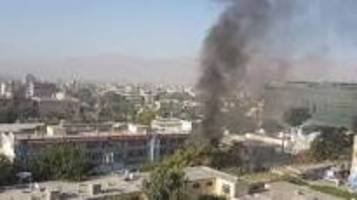 Afghanistan: 24 killed, 40 injured in Suicide car bombing in Kabul