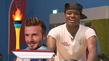 ridelondon: boxer nicola adams trains and takes a capital quiz