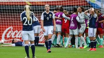 Women's Euro 2017: Scotland 1-2 Portugal highlights