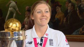 Winning World Cup is a 'watershed' moment - Knight