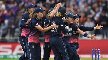 england's women beat india to win cricket world cup