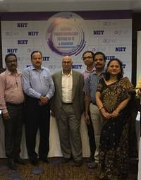 niit conducts seminar on 'digital transformation: impact, challenges & opportunities' for engineering aspirants at kiit university, bhubaneswar