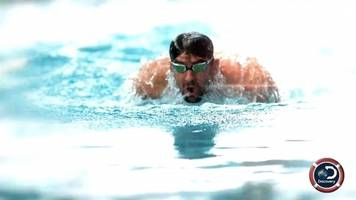 Viewers Call Race Between Michael Phelps And Shark A Scam