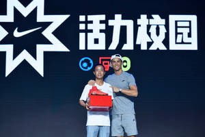 nike announces results of the active schools innovation award in china to fuel the culture of sport and play for chinese youth