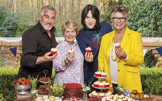 bake off signs lyle's golden syrup and dr oetker as sponsors