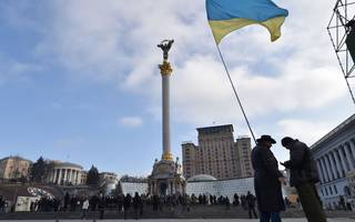 ukraine: a country at war returns both to normality and the bond markets