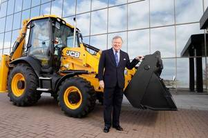 JCB unveils new £1.2 million apprentice training centre