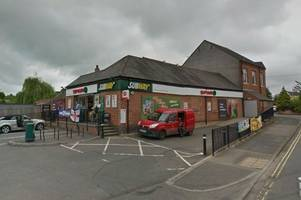 Police hunt robbers who escaped with cash from Burbage Spar shop