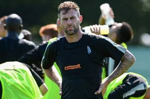 'my mrs says i am aging like a fine wine...' daryl murphy feels he still has plenty to offer at nottingham forest