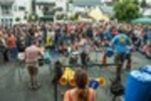 boy, 11, punched in the head at family-friendly plymouth festival