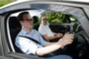 you could earn up to £37,000 a year as a driving instructor...
